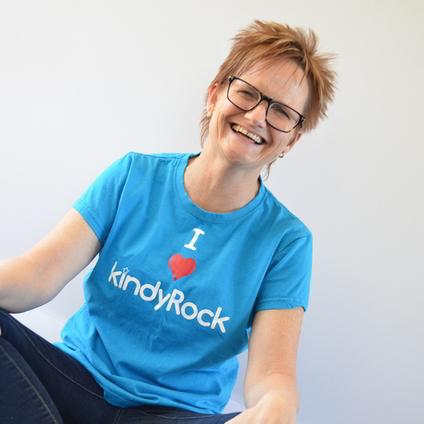 Judi Cranston, kindyRock Founder